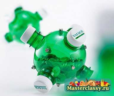 Пластиковые бутылки поделки своими