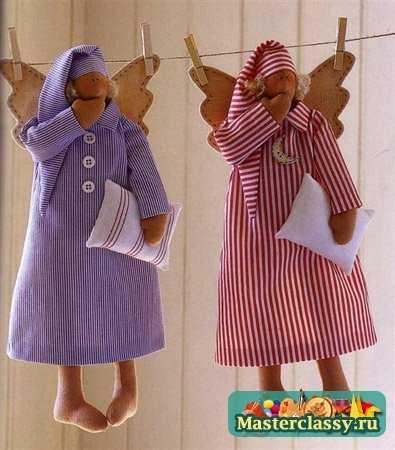Куклы своими руками. Тильда