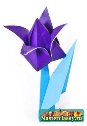 Однако, оригами из бумаги для