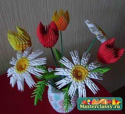 бисероплетение мастер класс цветы схемы