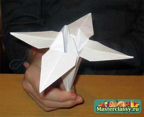 Оригами. Схемы для начинающих