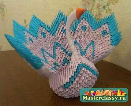 В принципе, модульное оригами схемы сборки павлина могут различаться, напоминая время от времени даже схему сборки...