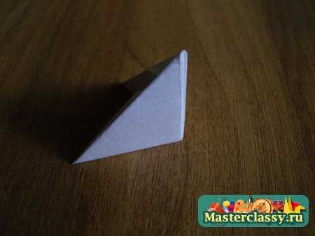 Оригами. Лебедь. Мастер класс