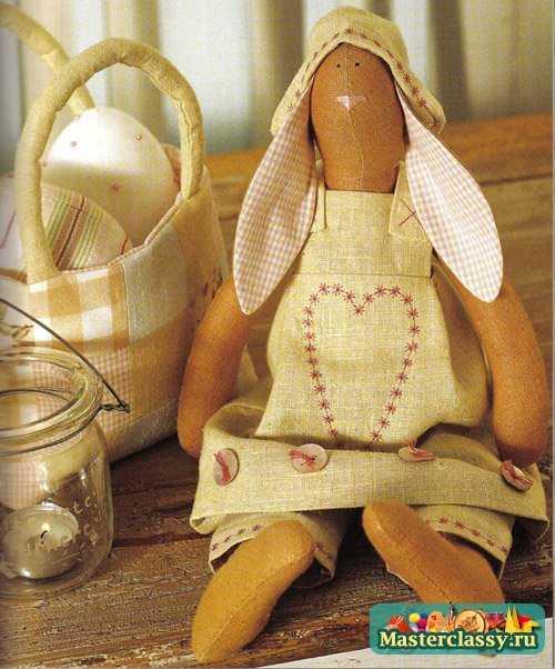 Тильда. Пасхальный заяц