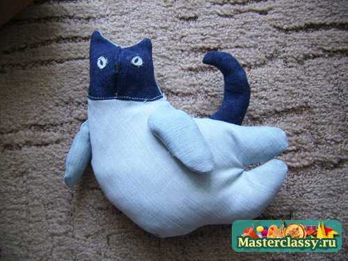 Схема кота Тильда:
