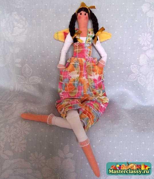 Кукла Тильда Садовница