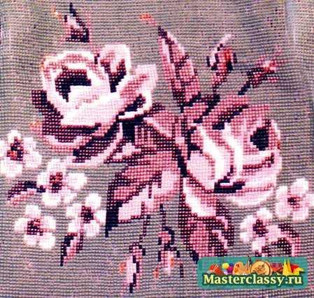 Есть схемы, которые предназначены специально для вышивки бисером.  К ним дается подробное описание...