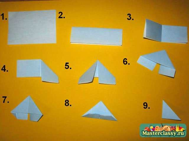 Модули бумажные что можно из них сделать и как 85