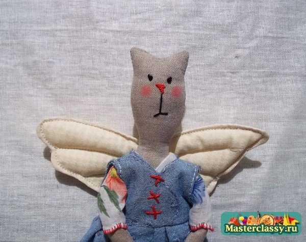 Ангельская Кошка Тильда