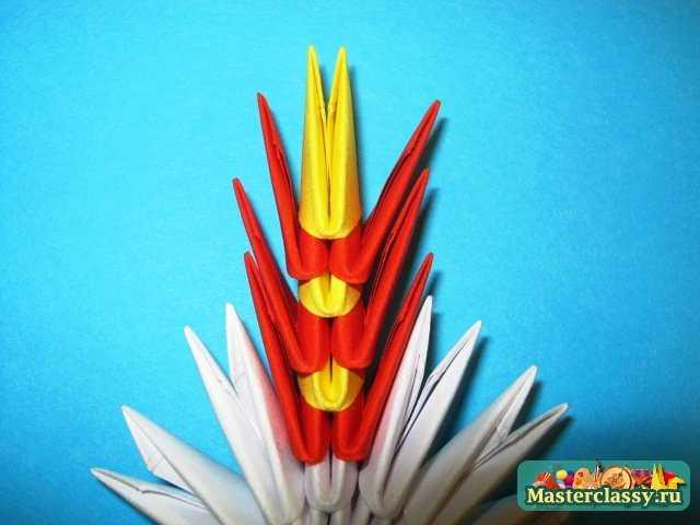 дракона b модульные оригами схемы/b.