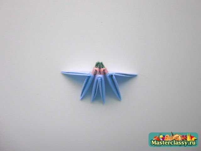 Модульное оригами для начинающих.
