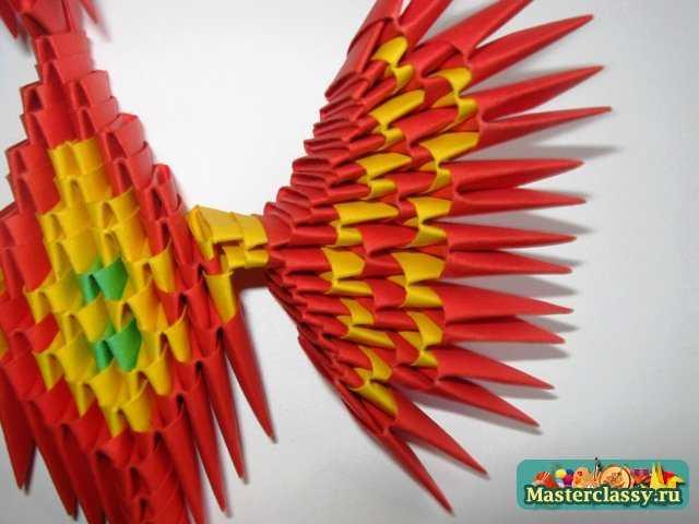 Сборка дракона