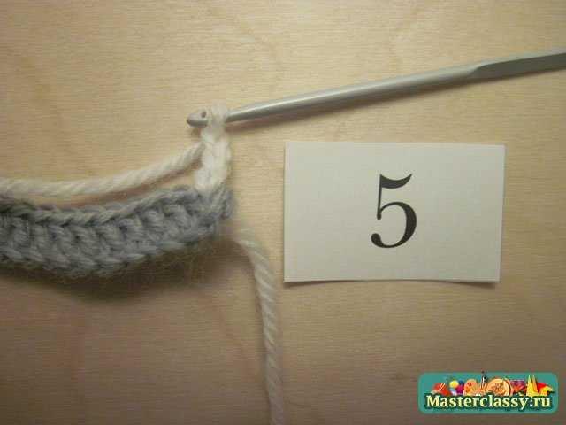 Вязание крючком. Мастер-класс