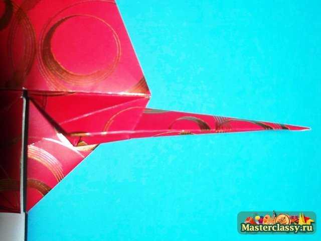 Павлин пояснение схемы 3. Оригами павлин.  Мастер-класс.  Схема.