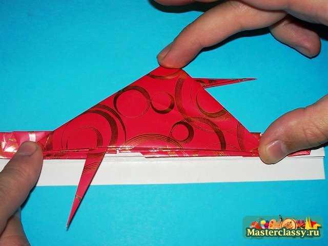 Павлин пояснение схемы 4. Оригами павлин.  Мастер-класс.  Схема.