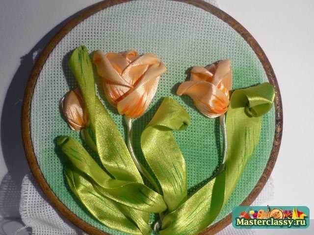 Тюльпаны класс мастер