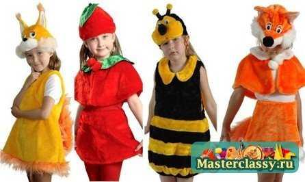 Новогодние костюмы своими руками - photo#5
