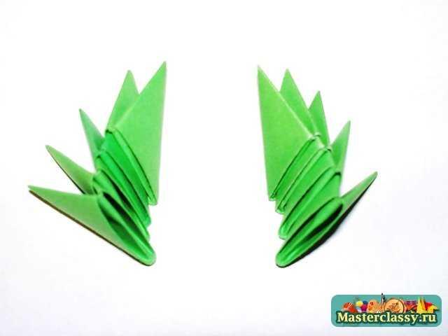 страна мастеров оригами модульное.