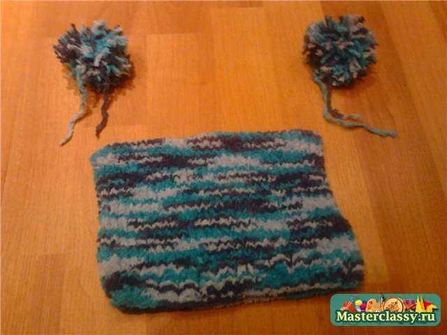 вязаная шапочка буратино - Выкройки одежды для детей и взрослых.
