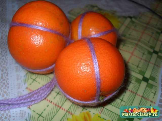 Как сделать фанту из мандарин