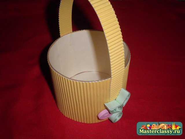 Корзинки из бумаги своими руками Как сделать бумагу дома самостоятельно