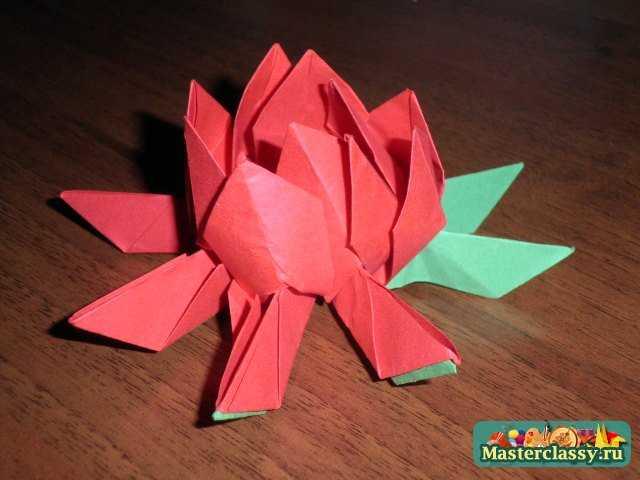 Как видно оригами схемы для