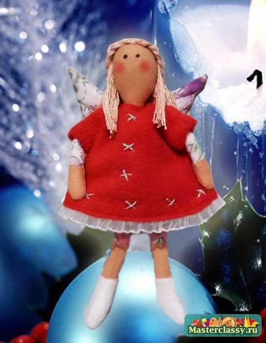 Тильда Ангел. Рождество и Новый Год
