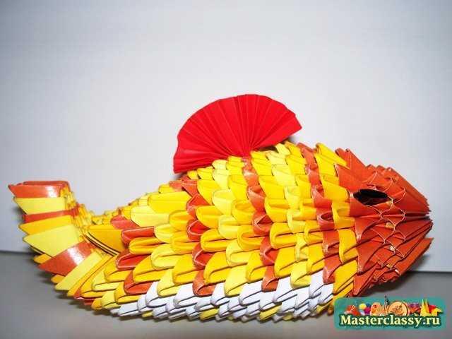 страна мастеров модульное оригами мастер класс.