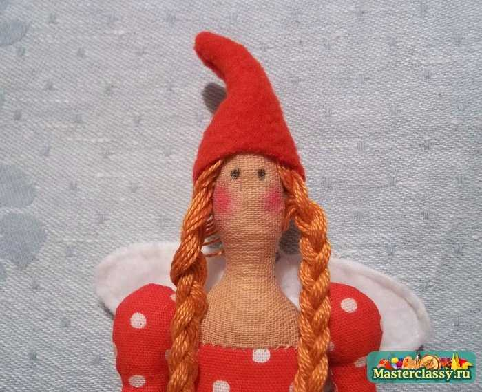 Куклы Тильды. Эльф