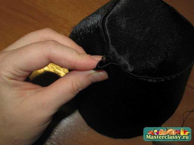 Как сделать шляпу для кота в сапогах своими руками 185