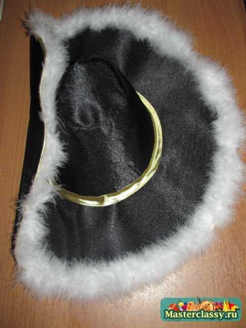 Шляпа для кота в сапогах мастер класс фото #15