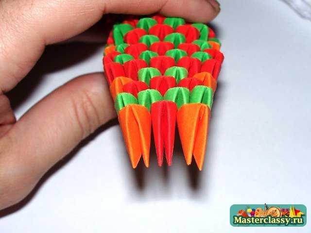 14 янв 2012 .  Сборка кобры в технике модульного оригами будет не только безопасна, но и увлекательна.