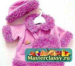 Одежда для кукол своими руками для тильд