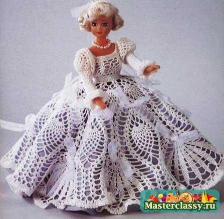 Для пополнения гардероба для куклы