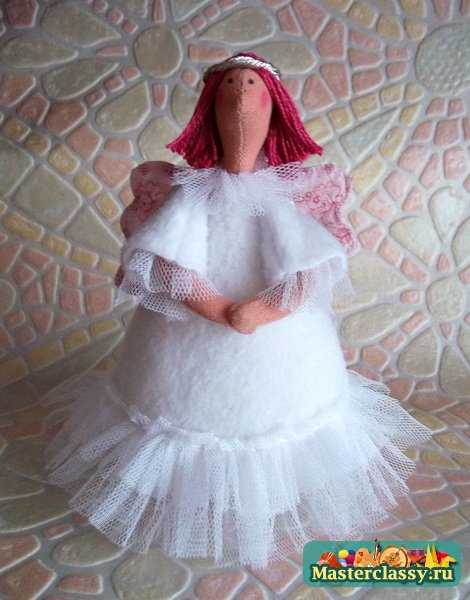Куклы Тильды. Ангел Хранитель