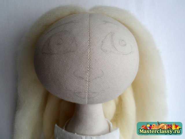 Сшить куклу тыквоголовку своими руками мастер класс