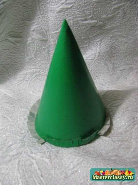 зеленая елка