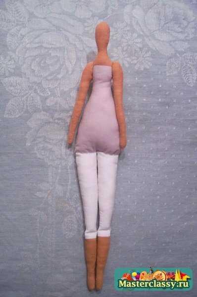 Кукла Тильда Принцесса. Мастер класс