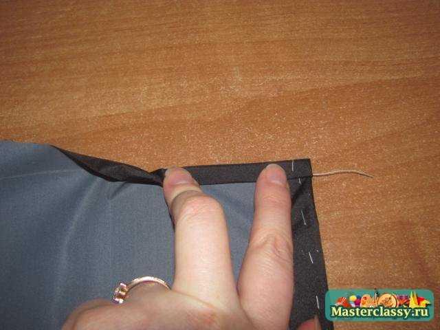 Муфта для рук на ручку коляски или санок