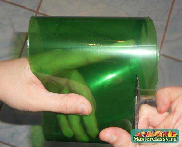 Как выпрямить пластиковую бутылку своими руками 141