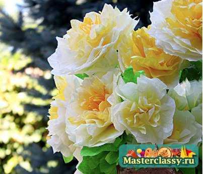 поделки из бисера роза