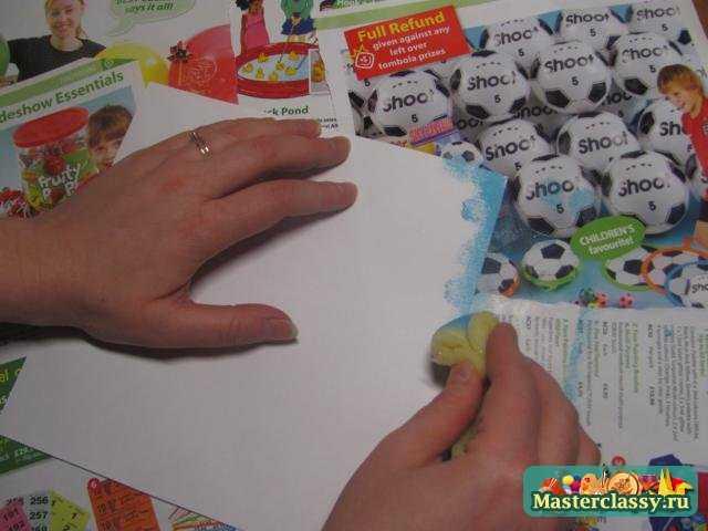 фотоальбомы для новорожденных своими руками