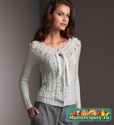 Вязаные свитера: удобно, модно