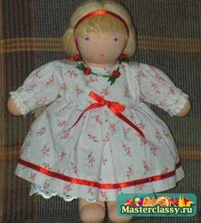 Волосы куклы своими руками мастер класс фото 231