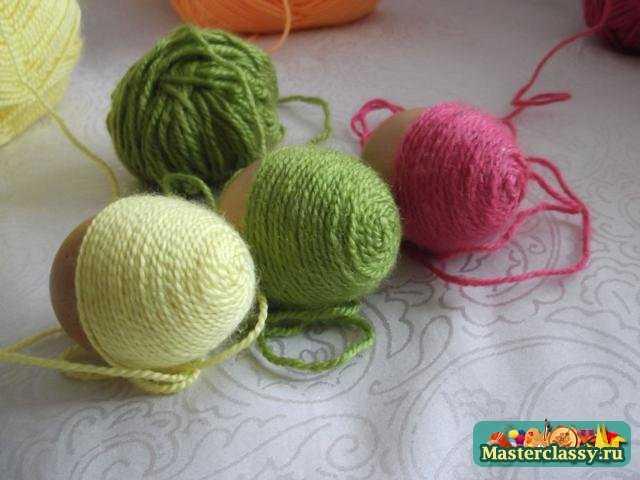 Цвета нитей для вязания