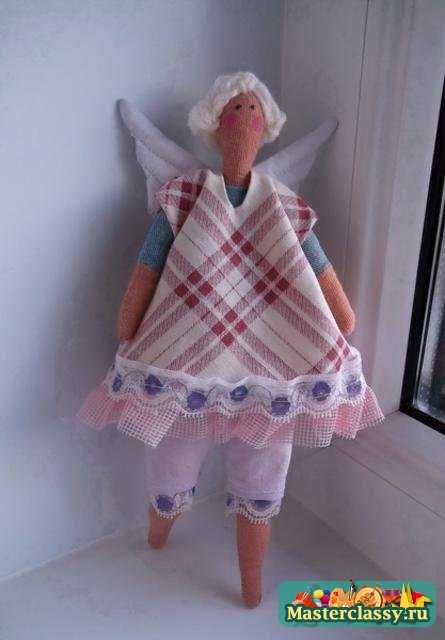 Кукла Тильда Толстушка. Мастер класс