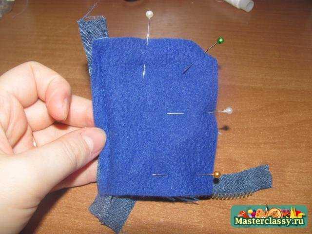 развивающие игрушки для мальчика. Машина - застежка мастер класс