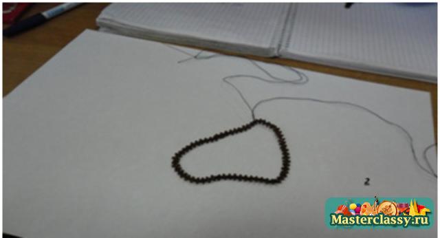 листья из бисера фото. как обшить бисером яйцо. браслет змея из бисера. плетение орхидеи из бисера...