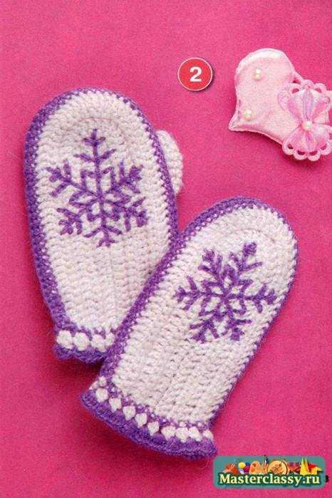 Вязание детям на зиму.