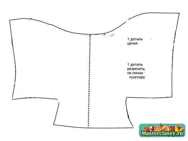 Сшить блузку своими руками без выкройки быстро из трикотажа